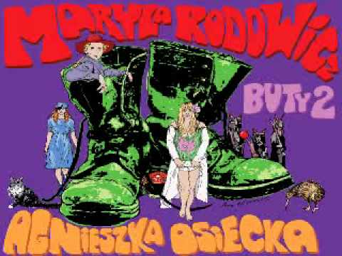 Tekst piosenki Maryla Rodowicz - Drugi but po polsku