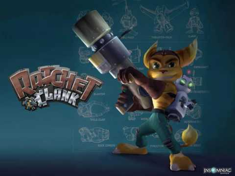 Ratchet and Clank OST - Qwarks HQ - Umbris