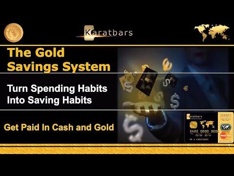 Gold Saving System   The Gold Savers System  A Karatbars Presentation   Gold Saving System
