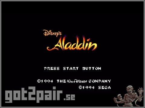 Aladdin - Master System