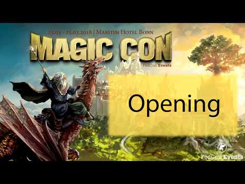 MagicCon (2018) Opening Ceremony