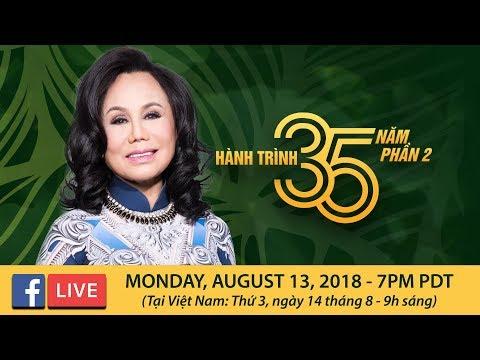 Livestream với Thanh Tuyền - August 13, 2018 - Thời lượng: 1 giờ, 17 phút.