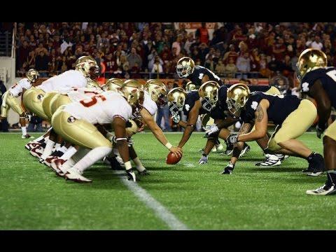 Dame - www.NotreDameFootballFilms.com Notre Dame Oct18 @ Florida State 8pm ABC.