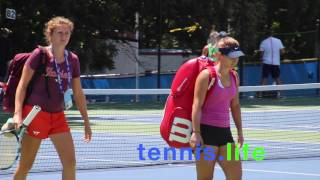 Sights and sounds from the Citi Open in Washington, D.C. on Sunday, July 30, 2017. For more tennis, and life, go go tennis.life.