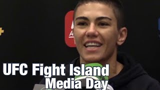 Jessica Andrade: Ready to Fight even at 125 and 135 lbs division   UFC 251 Fight Island by MMA Weekly