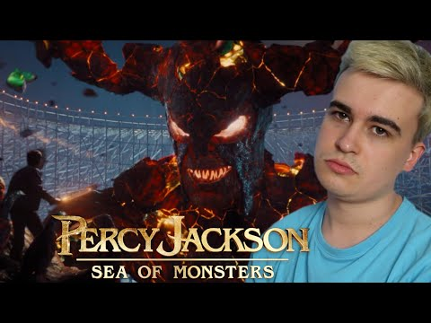 Percy Jackson: Sea of Monsters - The Retconned Mess No One Wanted