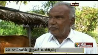 Use Of Kumki Elephants To Control Wild Elephants Gone In Vein spl video news 11-12-2013