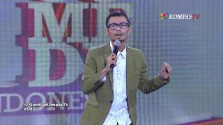 Video Ridwan Remin: Kerennya Transportasi Online - SUCI 7 MP3, 3GP, MP4, WEBM, AVI, FLV Februari 2018