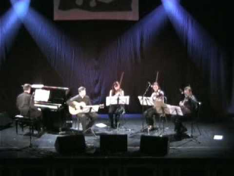 footstompin1 - Part 2 of Simon Thoumire's Scots Fiddle Concerto. This is a piece of music that is designed to show off the virtuosity and technique of Scottish fiddle playe...