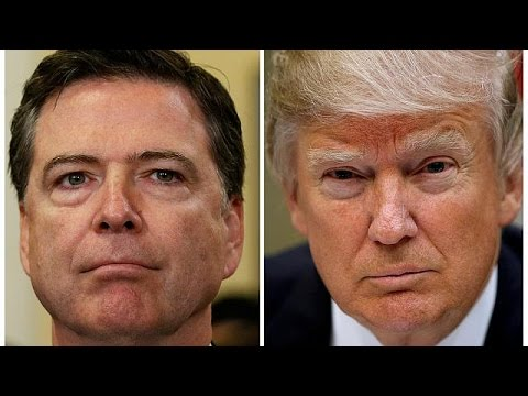 FBI boss Comey thought his dismissal 'was a joke' - US media