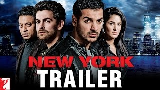 New York - Theatrical Trailer