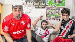 Video Independiente 1 River 0 | Superliga 2017 | Reacciones Amigos MP3, 3GP, MP4, WEBM, AVI, FLV November 2017