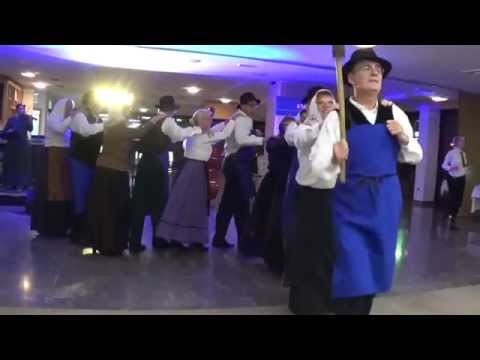 KMO and LTEC 2015 Formal Conference Dinner - Traditional Slovenian Dance 3
