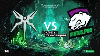Mineski vs Virtus.pro, The International 2018, Playoff, game 2