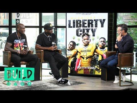 "Uncle Luke & Chad ""Ochocinco"" Johnson Discuss The New Sports Documentary ""Warriors Of Liberty City"""
