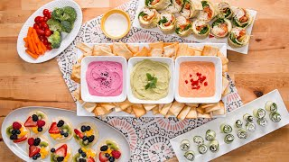 Party Platters for Your Housewarming Party by Tasty