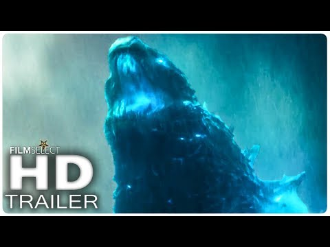 GODZILLA 2: King Of The Monsters Trailer (2019)