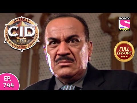 CID - Full Episode 744 - 19th August, 2018