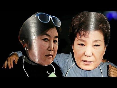 Ν. Κορέα: Ύποπτη συνέργειας στο σκάνδαλο διαφθοράς η πρόεδρος Παρκ