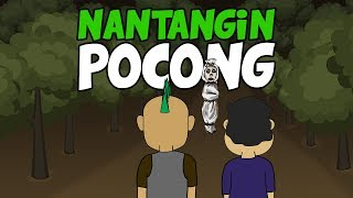 Download Video Mitos Lari Dari Kejaran Pocong | Animasi Horor Kartun Lucu | Warganet Life MP3 3GP MP4