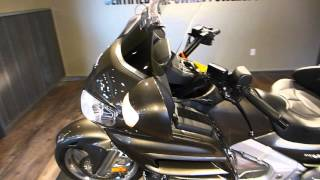 9. 2009 Honda Goldwing Navi