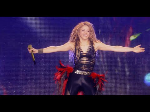 Shakira - La La La / Waka Waka (From 'Shakira In Concert: El Dorado World Tour')