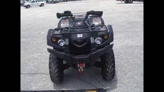 8. FORGE 500 1UP 4X4