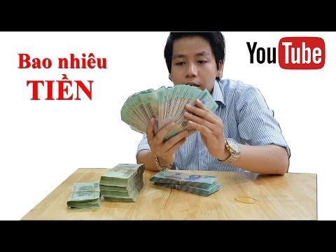 Làm Youtube kiếm bao nhiêu tiền một tháng - PUGK - Thời lượng: 8:33.