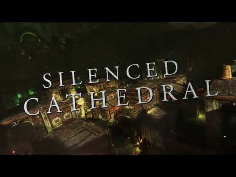 Nosgoth — «Silenced Cathedral» Preview (new map)