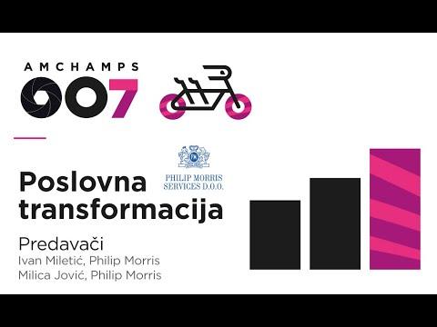 AmChamps 2020 - Poslovna transformacija