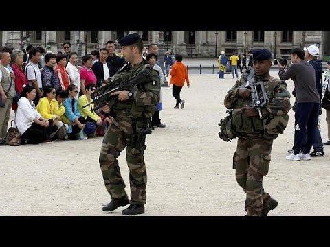Γαλλία: Συνελήφθη 15χρονος ύποπτος για σχεδιασμό επίθεσης