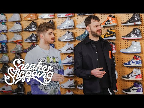 The Chainsmokers Go Sneaker Shopping With Complex - Thời lượng: 8 phút, 34 giây.
