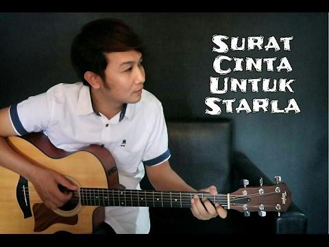 gratis download video - Virgoun-Surat-Cinta-Untuk-Starla--Nathan-Fingerstyle--Guitar-Cover