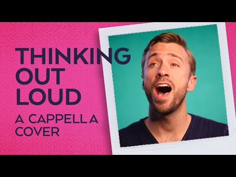 "Ed Sheeran  ""Thinking Out Loud"" Cover by Peter Hollens"
