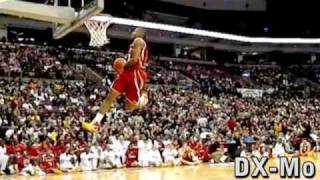 Jereme Richmond (Dunk #2) - 2010 McDonald's High School All American Dunk Contest