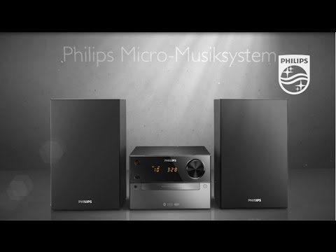 Philips  Kompaktanlage mit DAB+ MCB2305 | Philips Sound
