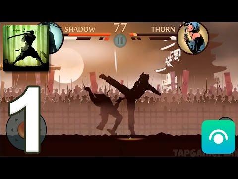 видео как скачать акт shadow fight 2