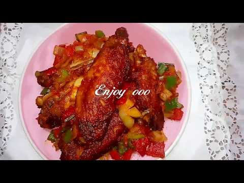 How To Make Fried Turkey in Tomato Sauce