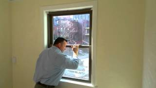 How to Securely Lock a Double Hung Window