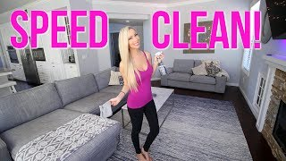 My current home cleaning routine - how I clean my house FAST! Thumbs up this video because today is my birthday! Yay! CLICK FOR LINKS AND INFO ☟ ☟ ☟ ♡ S O C I A L M E D I A ♡ Follow me for cute Carter photos! INSTAGRAM:  http://instagram.com/vasseurbeauty TWITTER:  https://twitter.com/vasseurbeauty♡ M Y  P R O D U C T S ♡ I have a line of premium, all-natural body care products safe for pregnant & breastfeeding women and babies! Buy my body care bundle - body lotion, body wash and body oil - and save 25%! Free shipping in USA, ships internationally. https://vasseurskincare.com/collections/body-care/products/vasseur-beauty-kit♡ I N F O ♡*I try to link what I can, if you have any other questions ask me in the comments!⇒ DIY Cleaning Solution: 1/2 water, 1/2 distilled white vinegar, 15 drops tea tree essential oil. Does the vinegar make the house smell bad? Initially vinegar has a strong smell but it completely dissipates once dry (~20 minutes or so)⇒ Cordless vacuum: https://goo.gl/pNlroF ⇒ Spray bottle was purchased at Daiso (Japanese dollar store) ♡ W A T C H  N E X T ♡Updated House Tour! https://www.youtube.com/watch?v=nWwj7tWuf-Y&t=285s Guest Room Makeover: https://www.youtube.com/watch?v=HcMKENx95cQMy Morning Cleaning Routine: https://www.youtube.com/watch?v=ubc8TBVsC6U&t=25s♡ A B O U T  M E  ♡Hi + welcome!! My name is Brittany and my family has been in the skin care business for over 30 years. I made this channel to share my passion for skin care, beauty, organization, health + DIYs in a fun and entertaining way! My family's skin care line is called Vasseur Skincare. Vasseur products are made with the highest concentration of active ingredients and are 100% natural: no parabens, chemical preservatives, synthetics, sulfates, toxins, dangerous chemicals or animal cruelty. For more information visit  http://www.vasseurskincare.com FTC: This video is not sponsored. All items were purchased by me. Thanks so much!