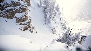 Wasatch Classics: Skiing the Whipple with Noah Howell by Black Diamond Equipment