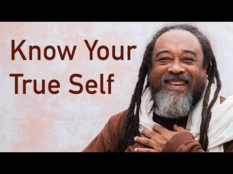 Mooji Video: An Introduction to Your True Self