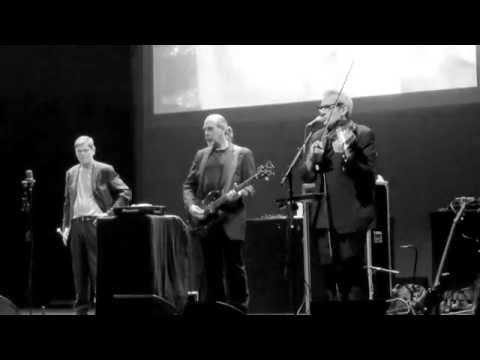 Cult legends @tuxedomoon01 live @TheatersTilburg #incu14 [video]