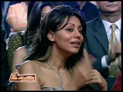Best Actor Male   SRK for Chak De India   Zee Cine Awards 2008
