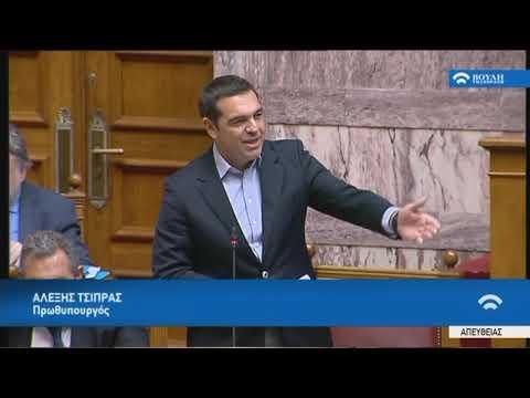 Α.Τσίπρας (Πρωθυπουργός)(Κινητικότητα των εργαζομένων μεταξύ των κρατών-μελών)(08/11/2018)