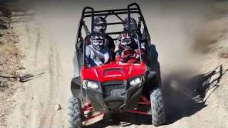 9. All New Polaris RZR XP 4 900cc 4 Seat Performance Side-by-Side