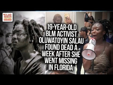 19-Year-Old BLM Activist Oluwatoyin Salau Found Dead A Week After She Went Missing In Florida
