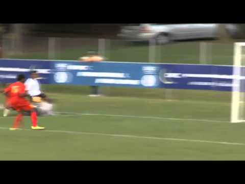 OFC U-20 Championship-MD1-Fiji vs Papua New Guinea Highlights