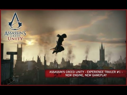 europe - Creative Director Alex Amancio presents you the technological leap which will allow you to live a unique experience in Assassin's Creed Unity. With a redesigned game engine, refined fighting...