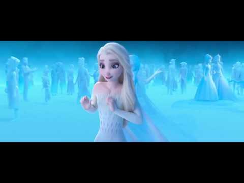 Frozen II - Il segreto di Arendelle Elsa ad Athohallan